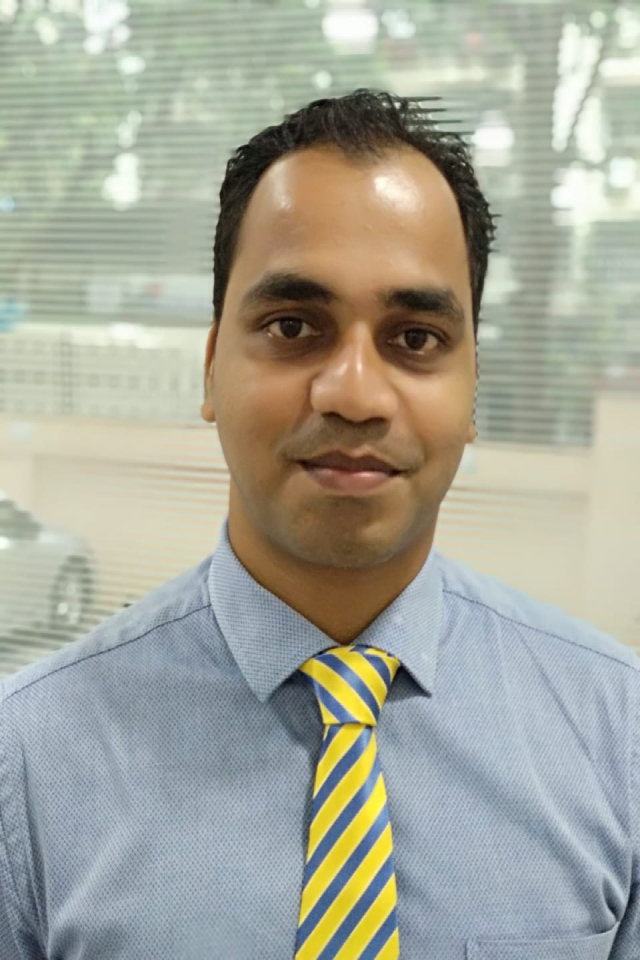 MEHUL JAISWAL | SALES MANAGER- WESTERN INDIA