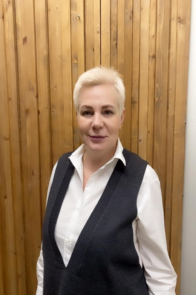 NATALIA RYKOVA | Chief Accountant